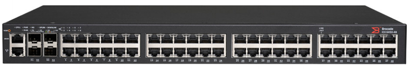 Ruckus ICX 6430-48P Switch