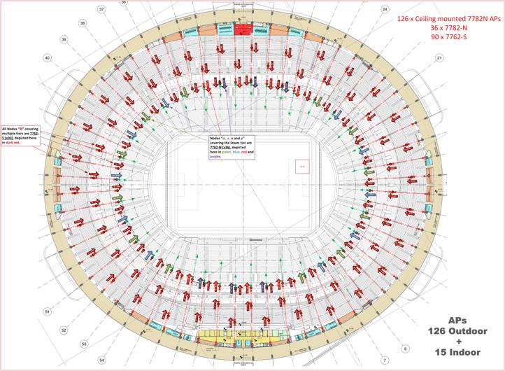 ruckus wireless solutions high density ruckussecurity com stadiums maracana stadium