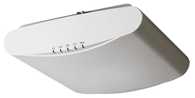 Ruckus ZoneFlex R720 Unleashed, dual-band 802.11abgn/ac (802.11ac Wave 2) Wireless Access Point