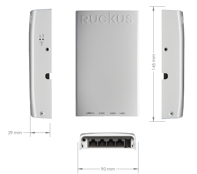 Ruckus ZoneFlex H510 Unleashed